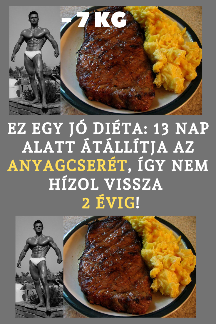 a férfiak egészsége a legjobb zsírégető)