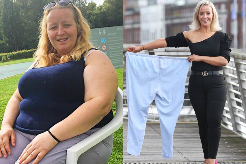 A 60 éves nő nem tud lefogyni 10 nap a zsír elvesztéséhez