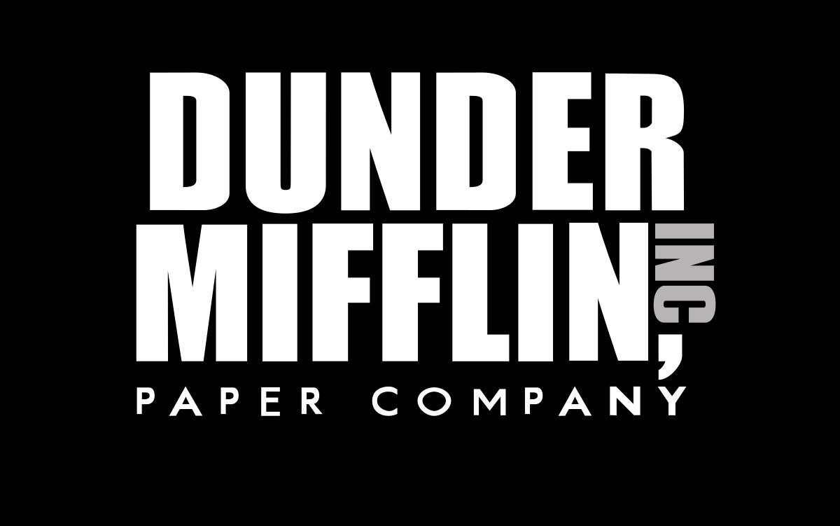 dunder mifflin fogyás)