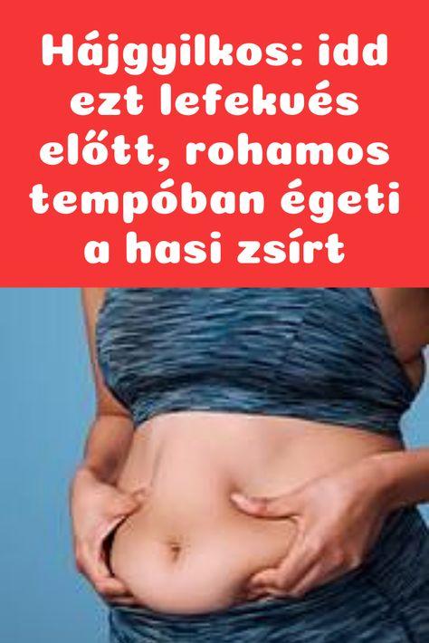 hogyan lehet égetni a zsírt a magból)