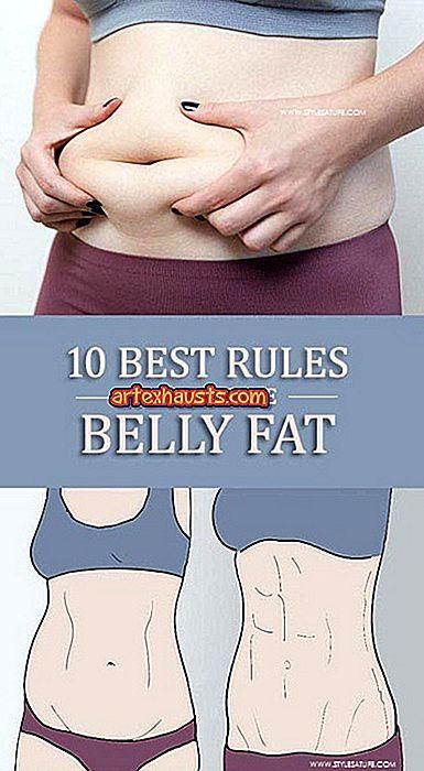 Hogyan lehet elveszíteni a kövér zsírt