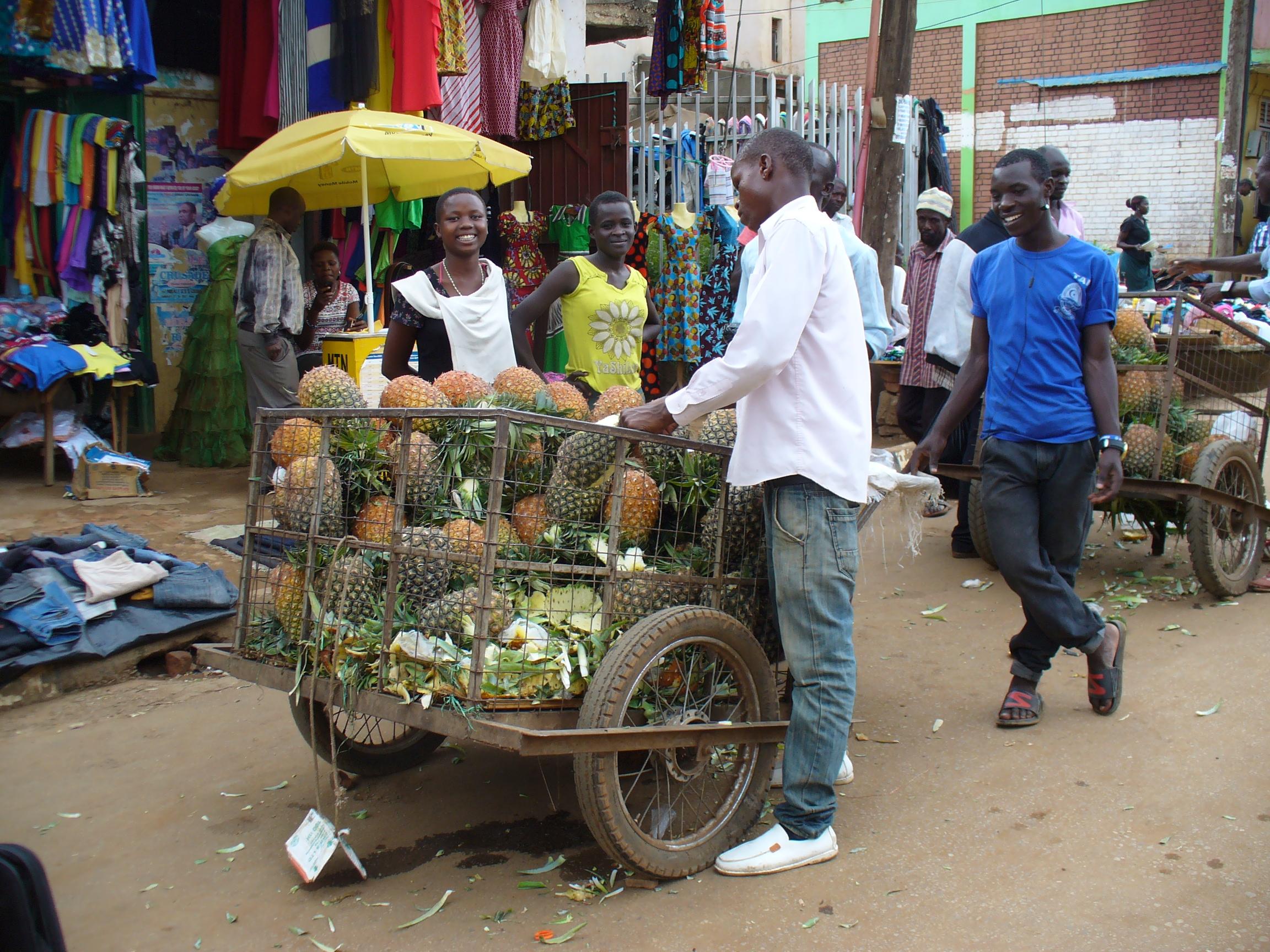 fogyni Ugandában jlo fogyás rázza