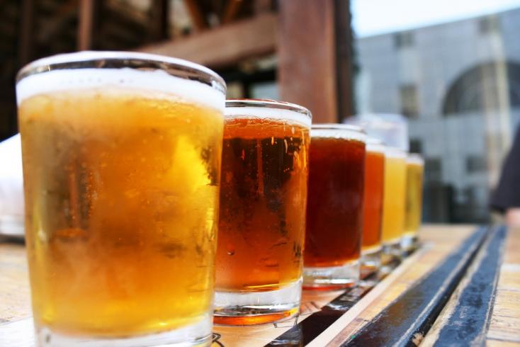 sör fogyás)