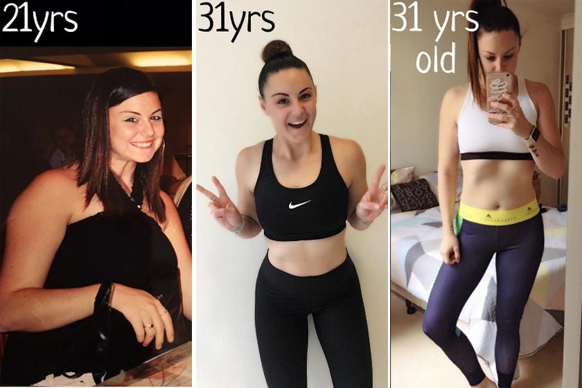 """– 19 kiló: """"50 év felett jobban érzem magam, mint valaha"""""""