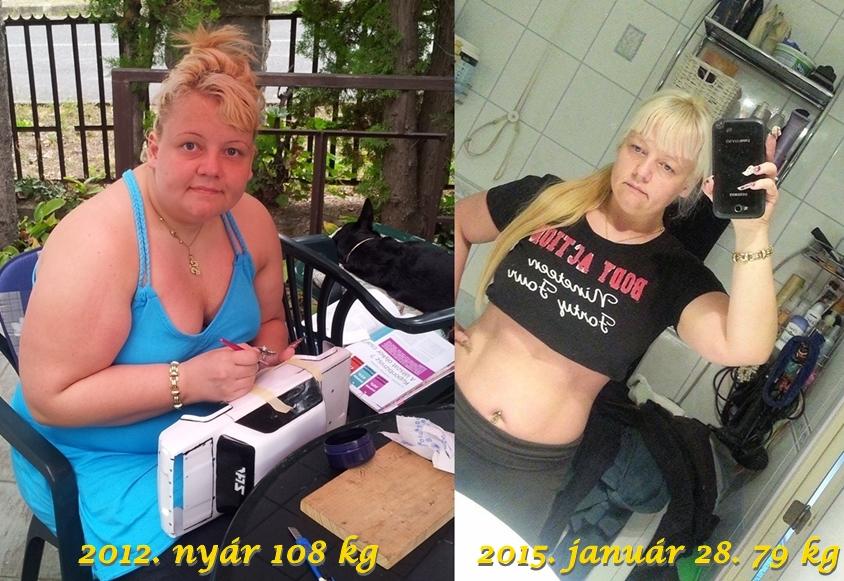 siker súlycsökkenés