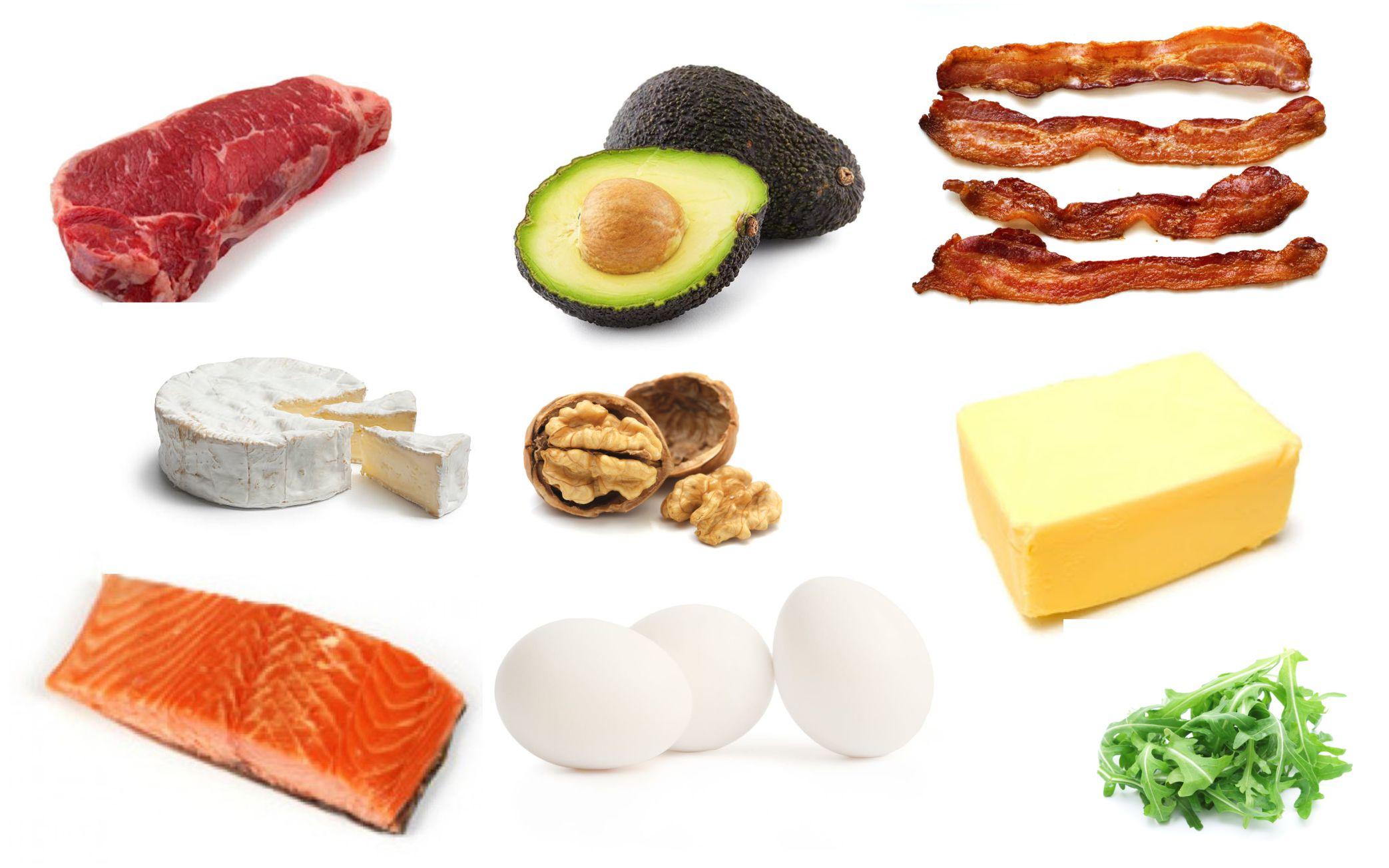 Így segít a fogyásban a zsírban gazdag étrend