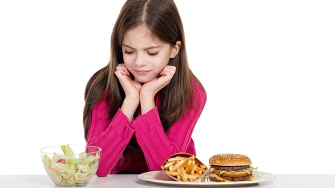 hogyan lehet egy túlsúlyos gyermek lefogyni?
