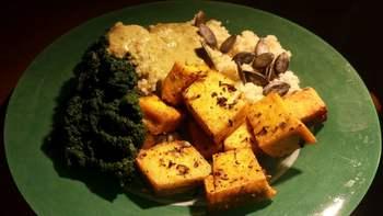tofu keverjük megsütjük fogyás)
