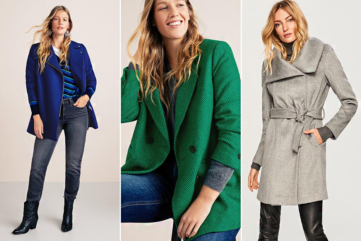 Karcsúsító kabátok - Terasz | Femina