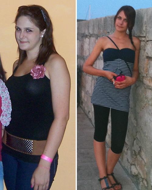 t3 fogyás előtt és után)