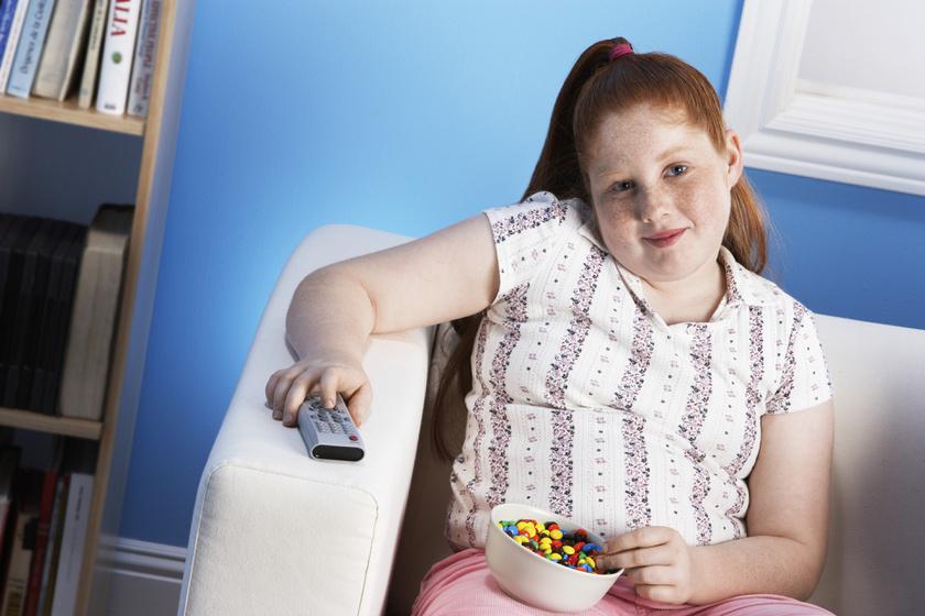 fogyás az elhízott gyermekek számára)