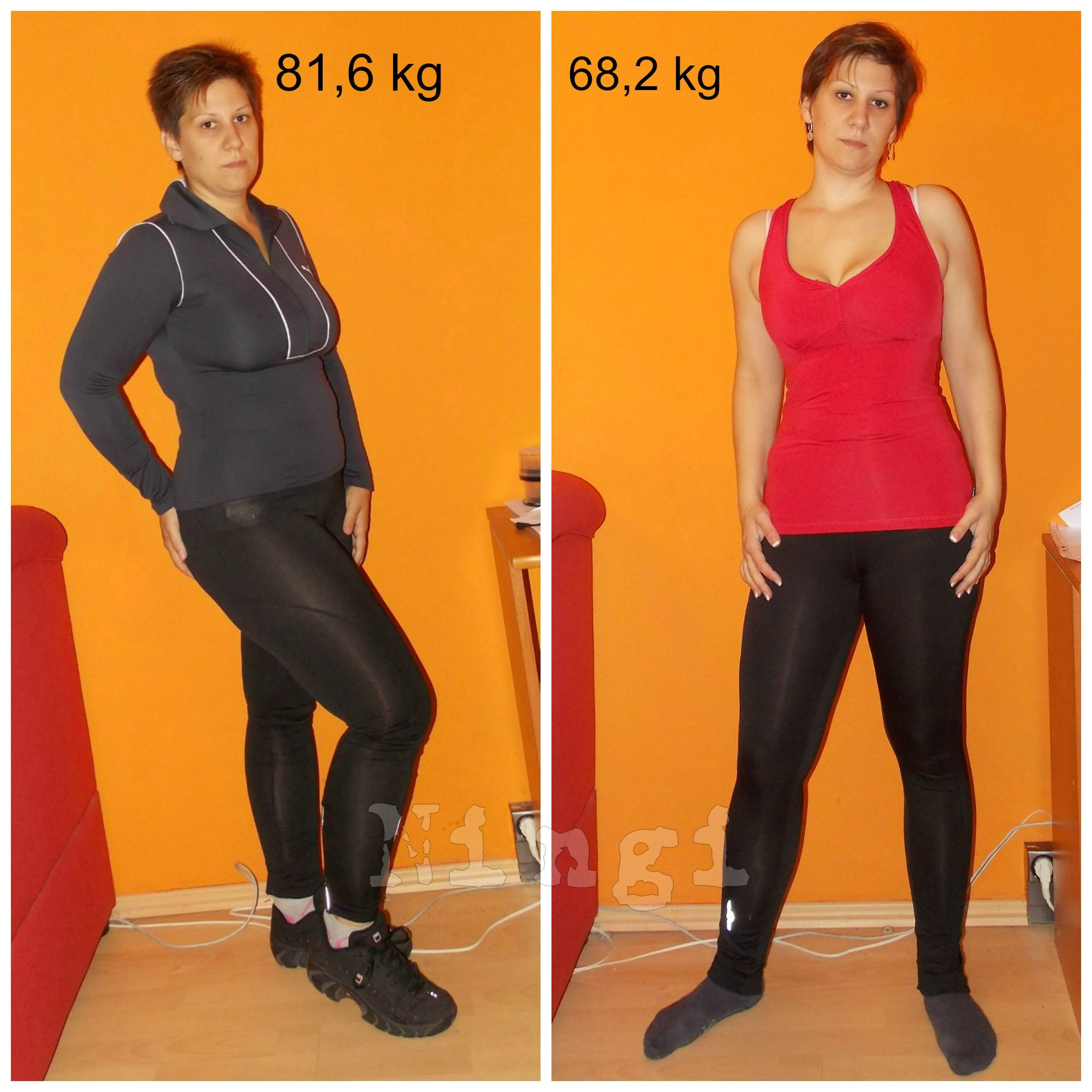 6 kg súlycsökkenés