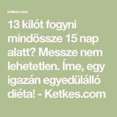 fogyni egészséges gondolkodásmód)