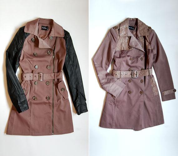 karcsúsító kabátok