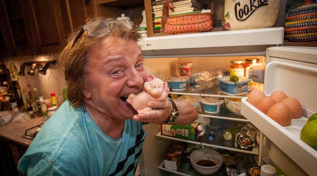 fogyás hűtőszekrény