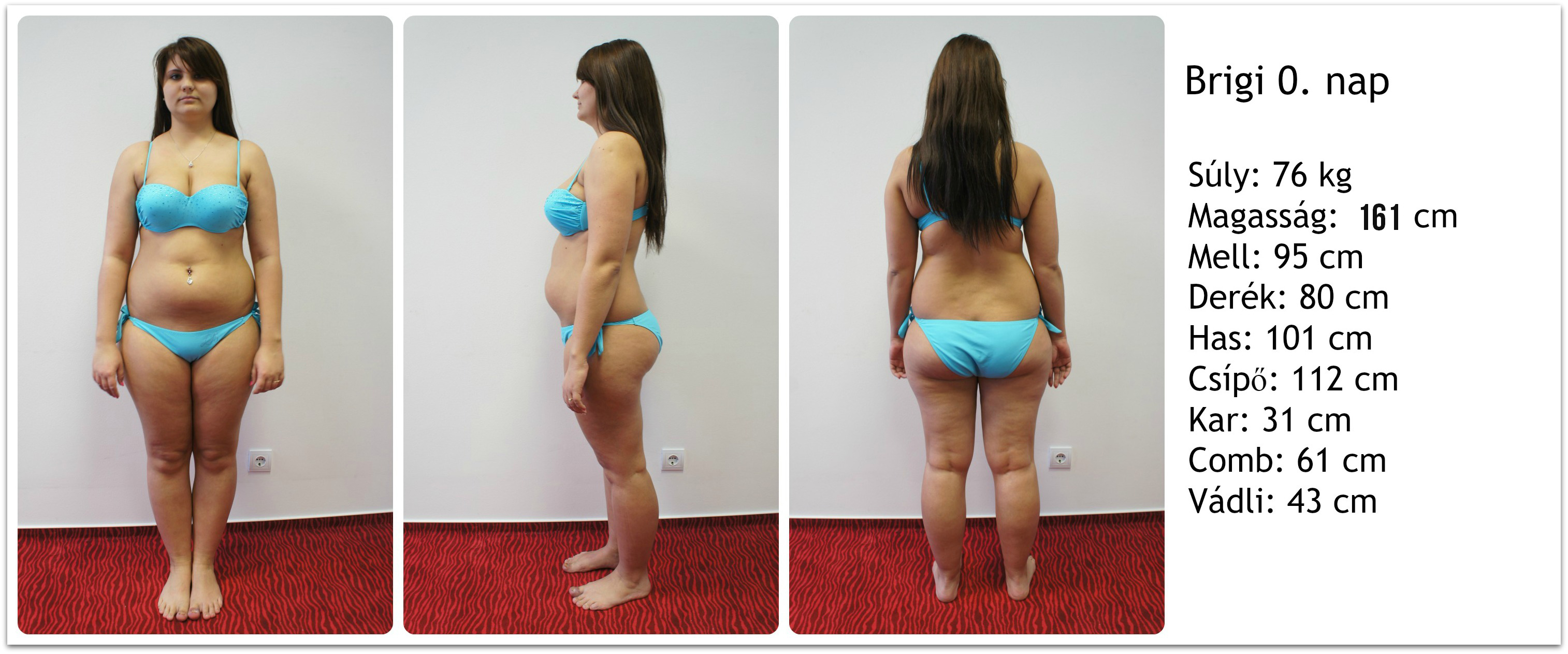 Így adj le 5 kilót 1 hónap alatt | nlc