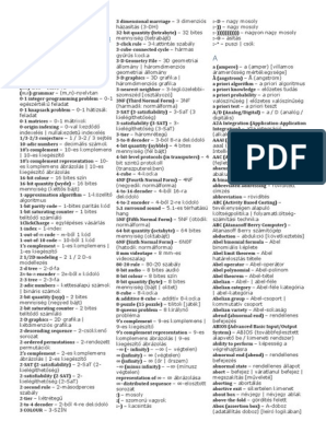 TEZAURUSZ ALKALMAZÁSI ÉS KARBANTARTÁSI SZABÁLYZAT - PDF Ingyenes letöltés