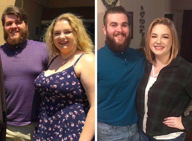 Ha egy nagyon elhízott feleség nagy küzdelem árán lefogy a férje miért