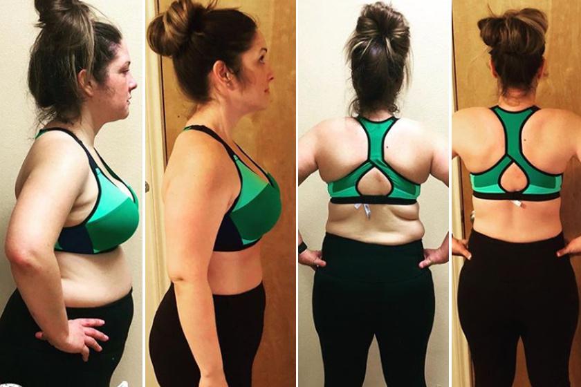 mennyi fogyás egy hónap alatt