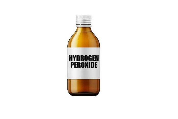 hidrogén- peroxid fogyás