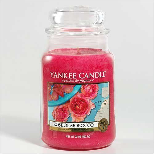rosa yankee gyertyák fogyás
