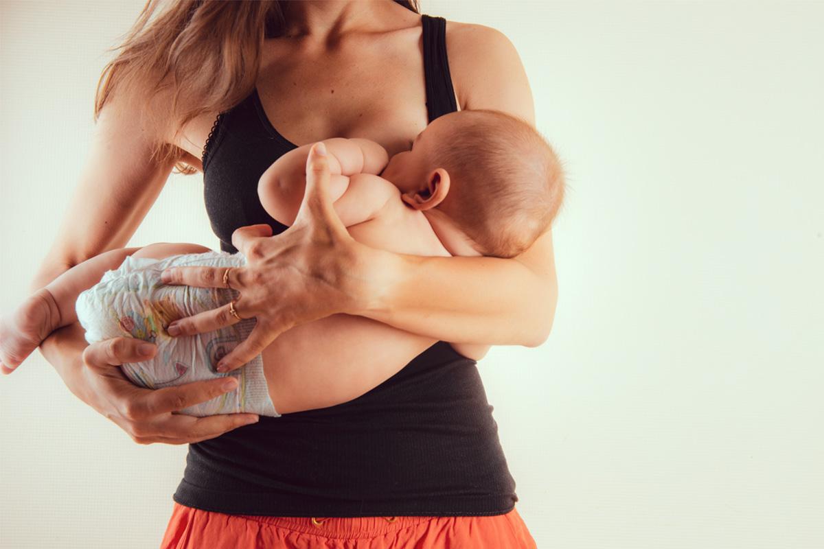 Fogyókúra a várandósság előtt és a szoptatás után