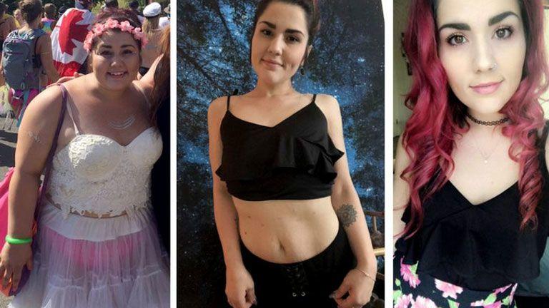 Fogyástörténetek: Kaitlyn - Fogyókúra   Femina