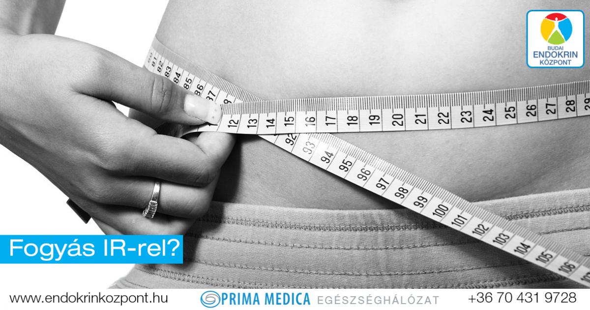 Mit tegyek, ha inzulinrezisztensként fogyni szeretnék? – Fontos lehet!