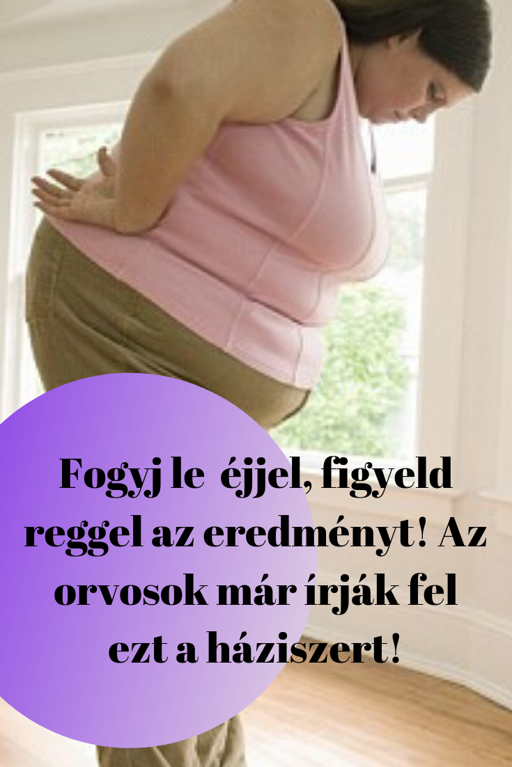 természetes fogyás eredmények)