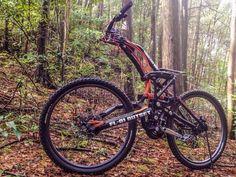 MTB kerékpár a hegyi kalandoroknak!