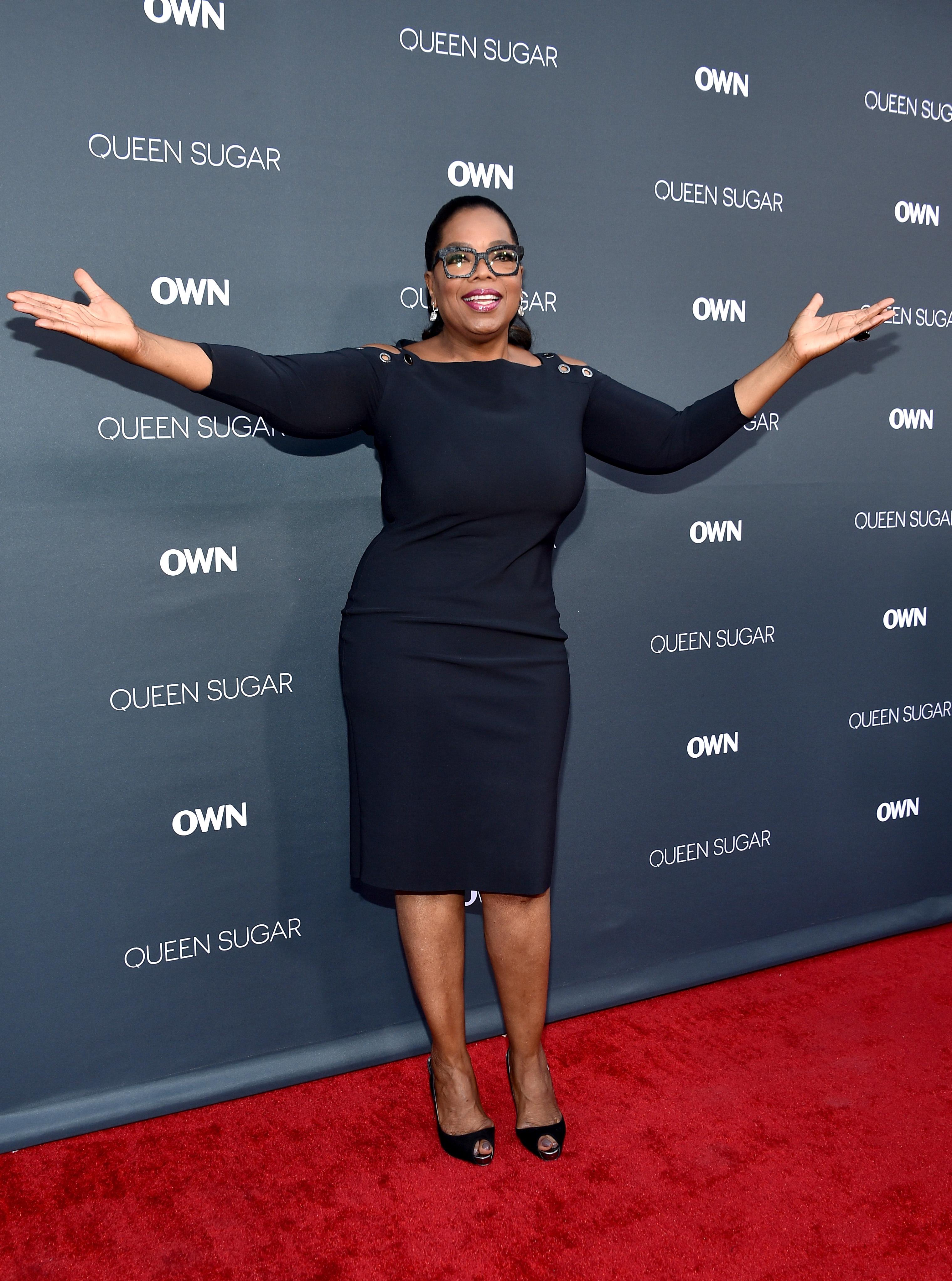 Hogyan fogyott le Oprah Winfrey , az amerikai tévésztár?