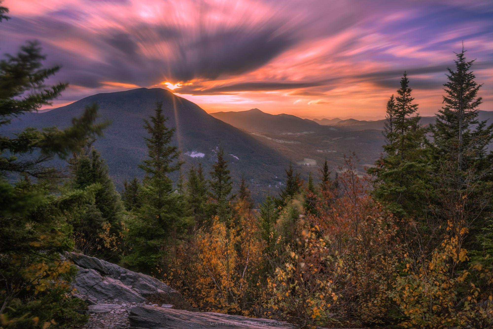 Vermont fogyás tábor