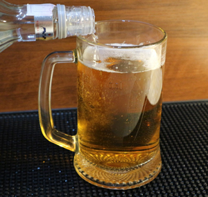 sört inni veszít zsírt