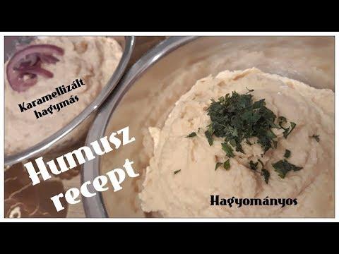 zsírégető hummus