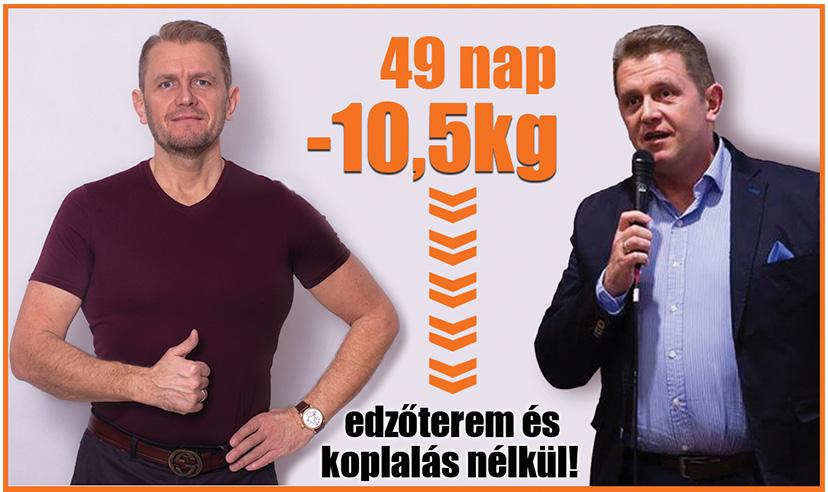 fogyni 29- kor 20 kg súlycsökkenés 1 hét alatt