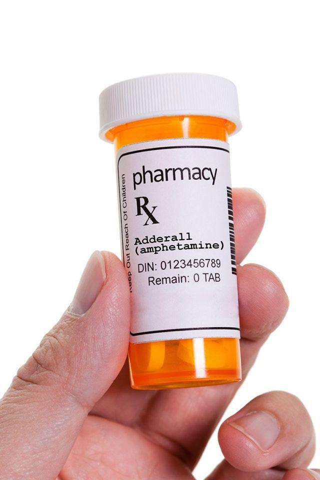 Mi az amfetamin (adderall)