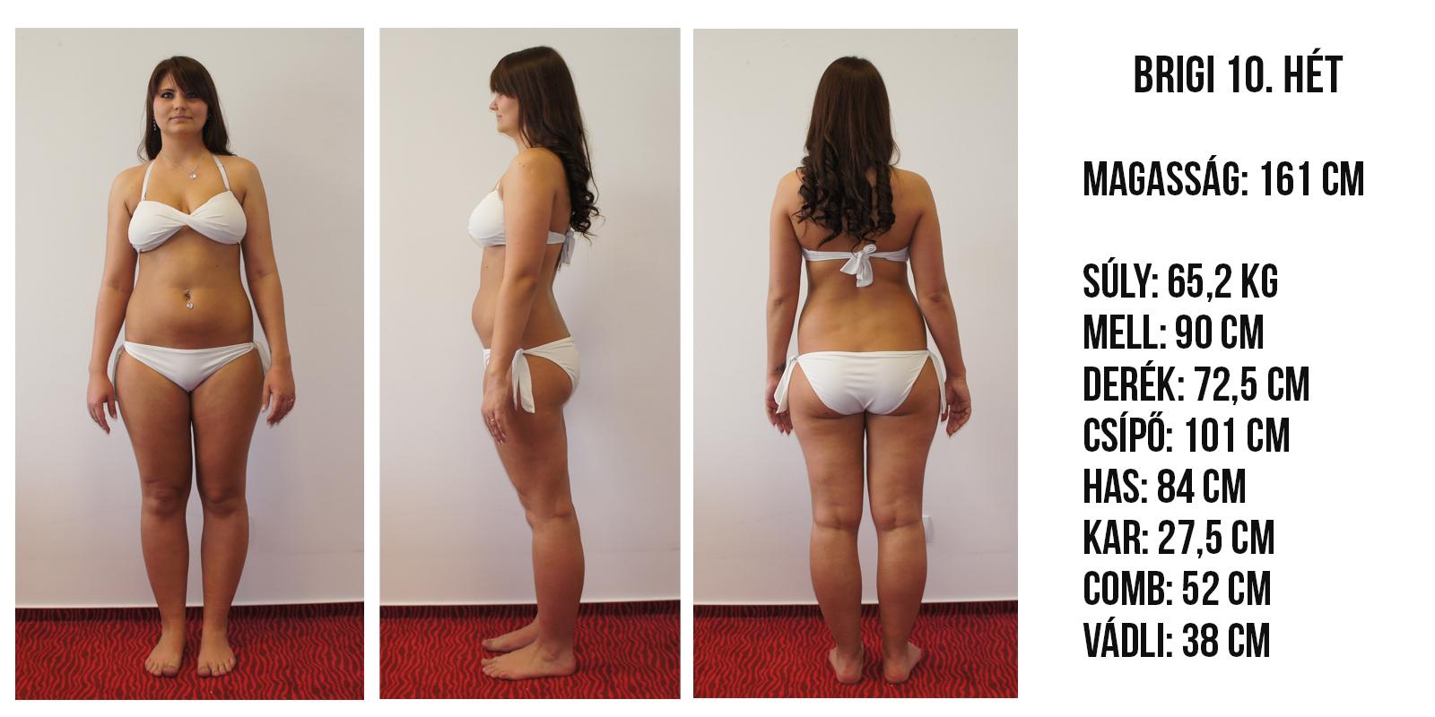 10 kg fogyás 5 nap alatt