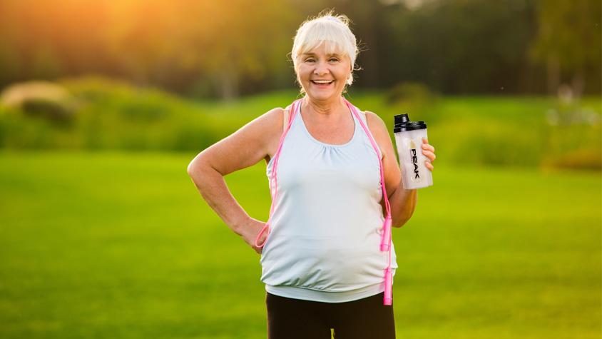 Idősek életkorhoz kapcsolódó fogyás