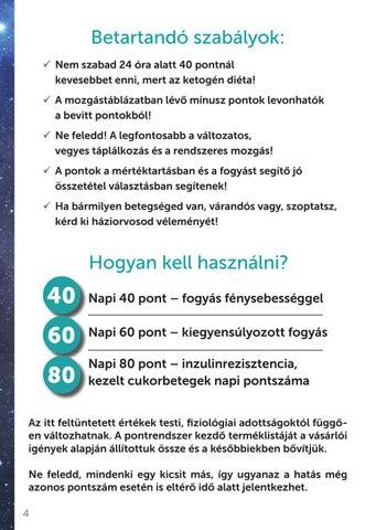 fogyás 80 20 szabály)