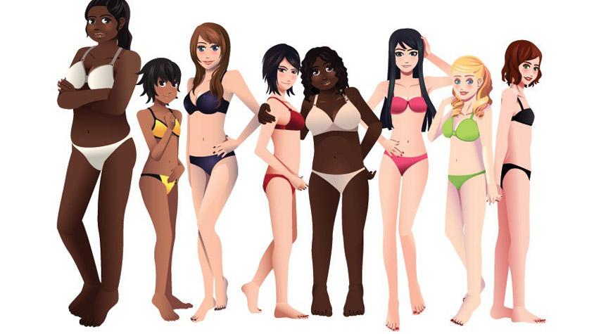 Tudod, milyen testalkattípusba tartozol, illetve hogy mennyi a testzsír százalékod? | Peak girl