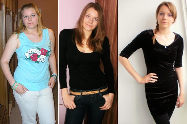 21 éves nő fogyás)