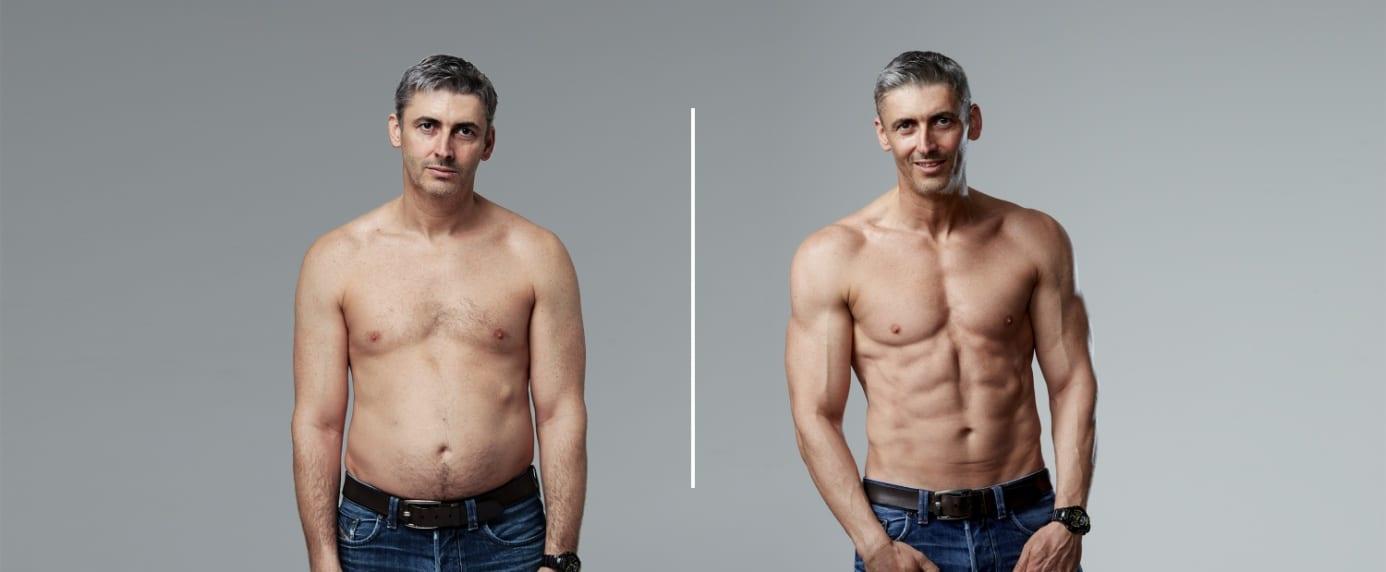 Csökkentse a testzsír-százalékot!