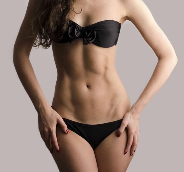 Eve vékony végső zsírégető lefogy a hátad?