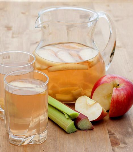 otthon fogyás italok)