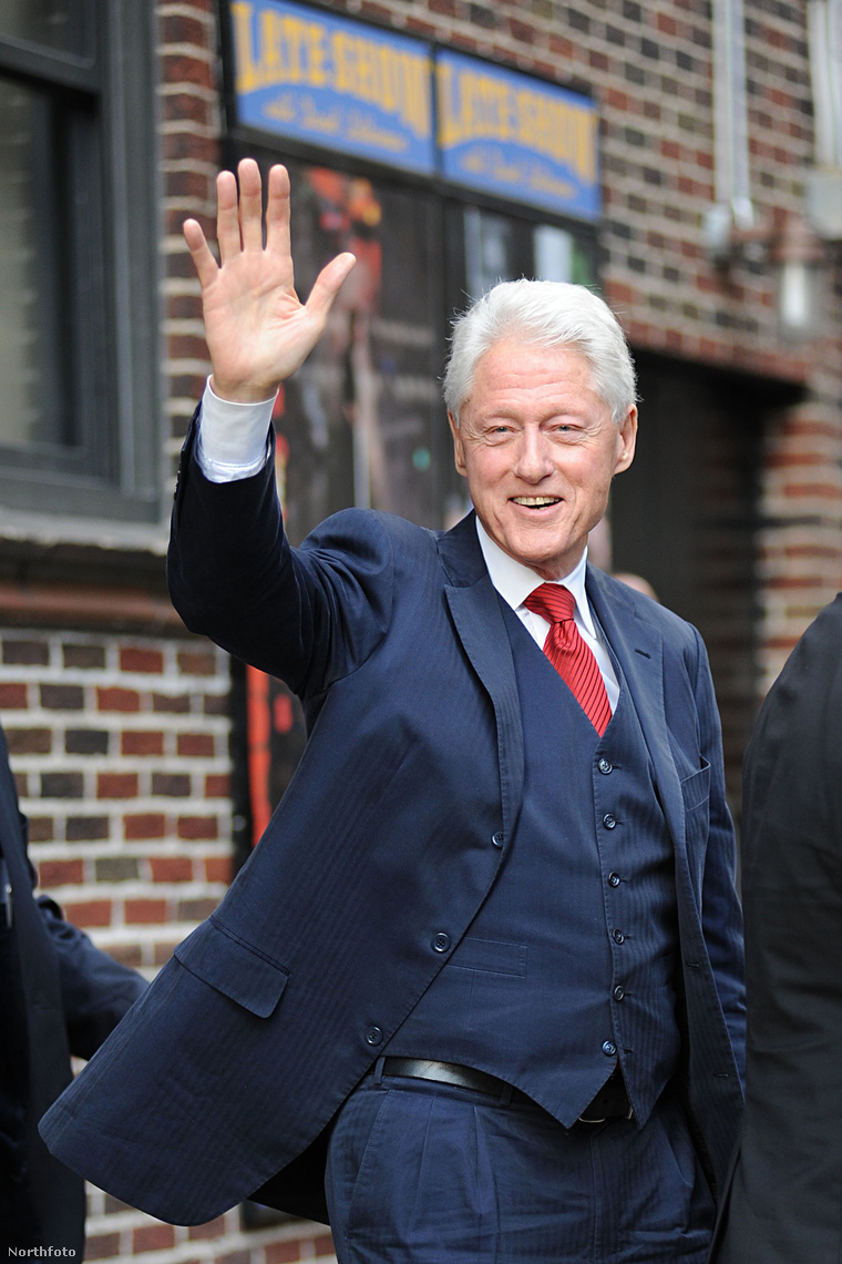 bill clinton lefogy)