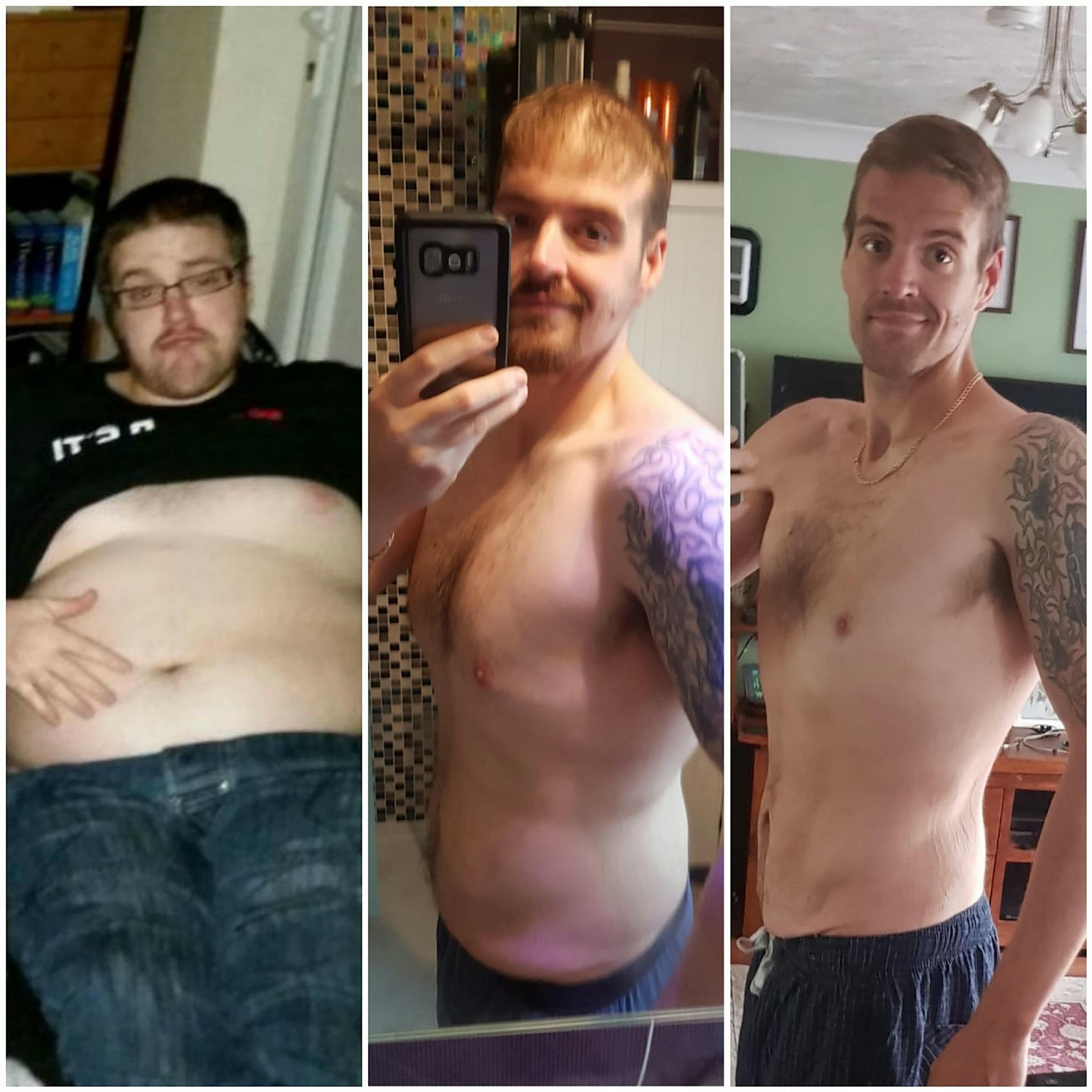 45 éves férfi lefogy fogyás tippeket az elhízott