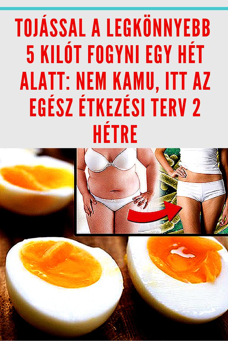 zsírégető egy hét)