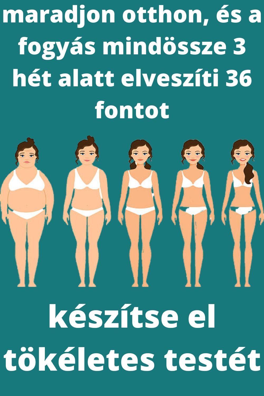3 hónap elveszíti a testzsírt 5 font fogyás 1 hét alatt