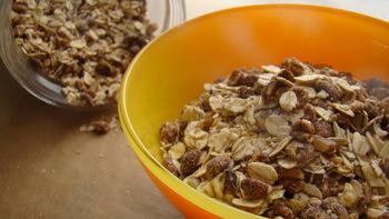 a granola bárok segítik a fogyásban?