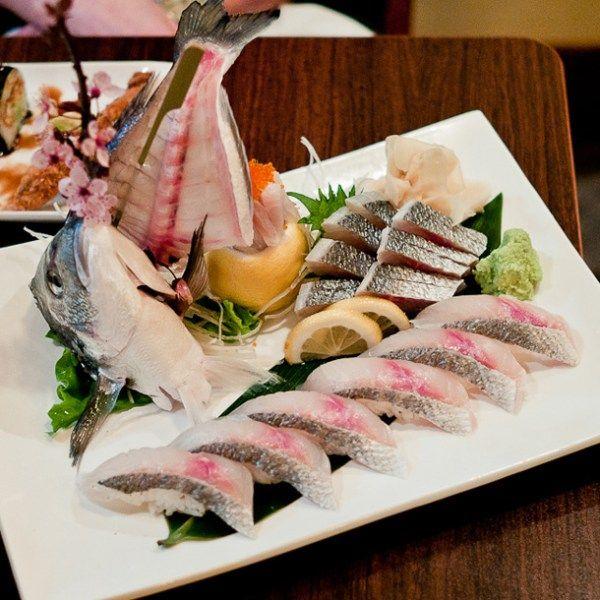 sashimi jó zsírégetést